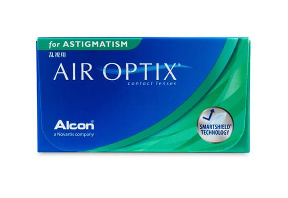 AIR OPTIX for Astigmatism 3 lentile de contact