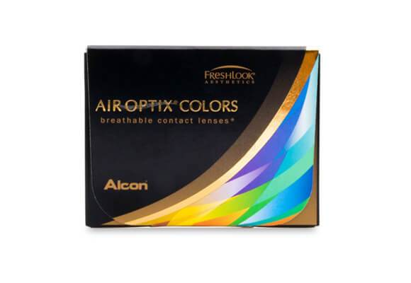 AIR OPTIX Colors plano 2 lentile de contact