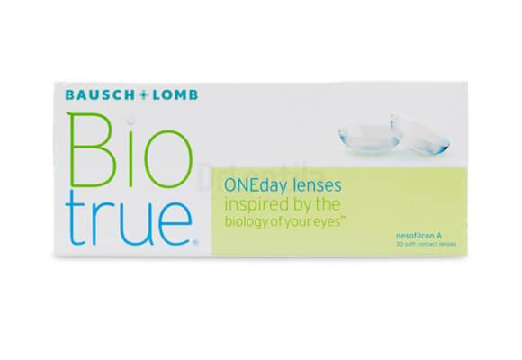 Biotrue ONEday 30 lentile de contact
