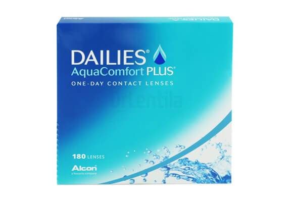 DAILIES AquaComfort Plus 180 lentile de contact