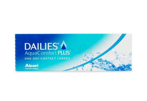 DAILIES AquaComfort Plus 30 lentile de contact
