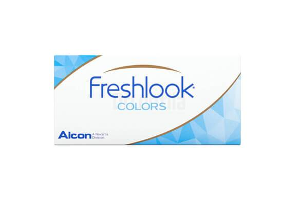 FRESHLOOK Colors plano 2 lentile de contact
