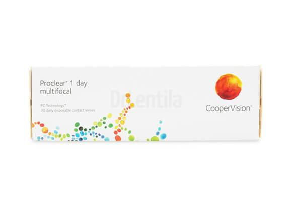 Proclear 1 day multifocal 30 lentile de contact