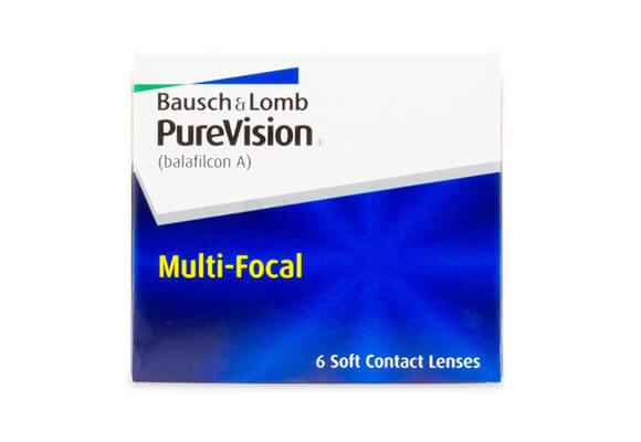 PureVision Multi-Focal 6 lentile de contact