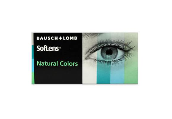 SofLens Natural Colors cu dioptrii 2 lentile de contact