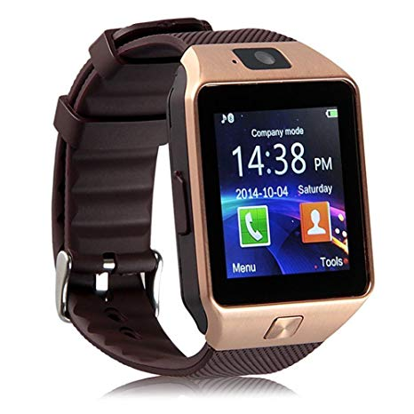 SMART WATCH PHONE DZ09 1.56""