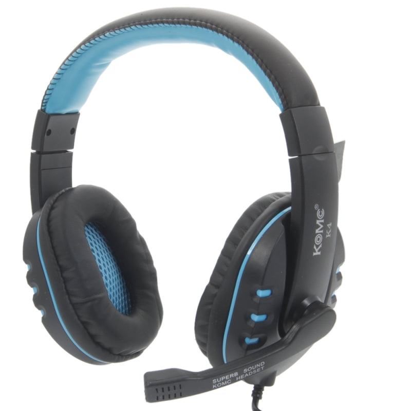 Audifonos Gamer para PC KOMC K4