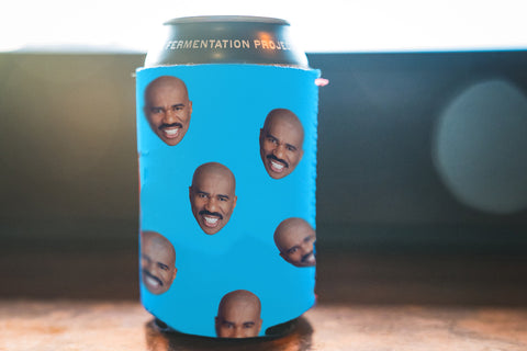 Custom Can Face Koozies