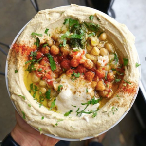 Parallel Brother's Hummus