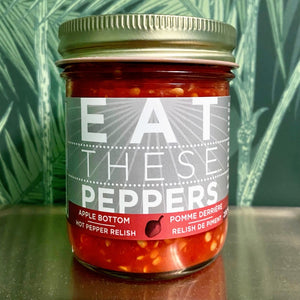 Eat These Peppers