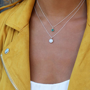 Charmed By Intuition Necklace