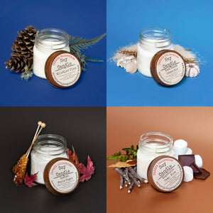 Scents Of Canada Candle 4-Pack
