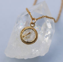 Load image into Gallery viewer, Golden Solstice Necklace