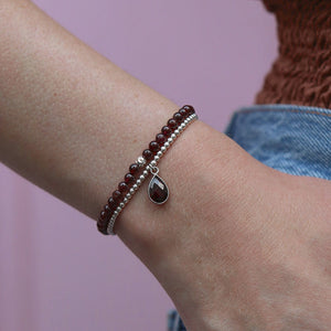 Charmed with Strength Bracelet