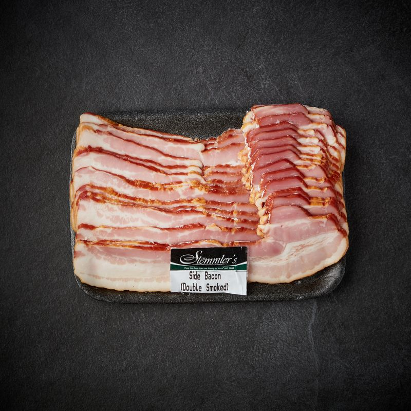 Stemmler's Double Smoked Bacon