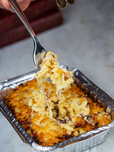 Smoked Bacon Mac and Cheese