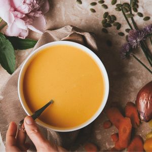 Signature Carrot Soup