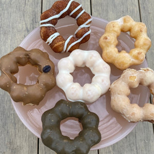 Assorted Mochi Donut 6-Pack