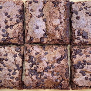 Brownie: Gluten-Free Classic Deep Fudge Brownie 4-Pack