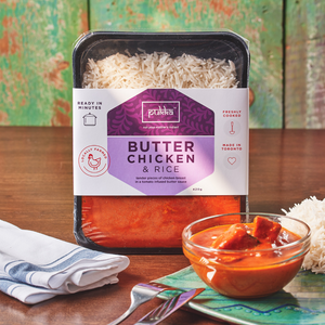 Pukka's Butter Chicken & Rice