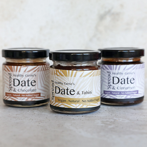 Date Spread 3-Jar Bundle