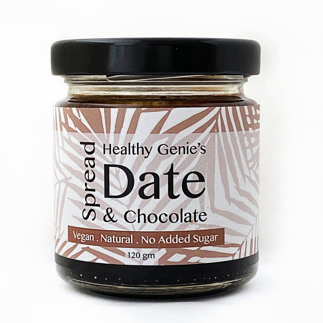 Date & Chocolate Spread