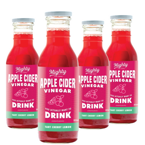 Tart Cherry Lemon Apple Cider Vinegar Drink 4-Pack