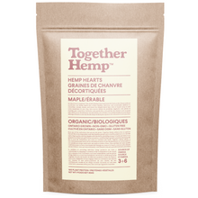 Load image into Gallery viewer, Organic Hemp Hearts - Maple