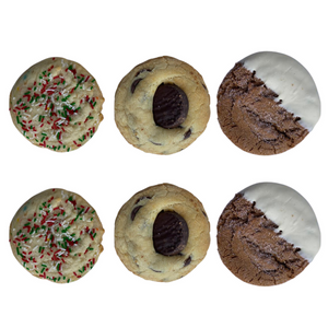 Desmond & Beatrice Assorted Holiday Cookie 6-Pack