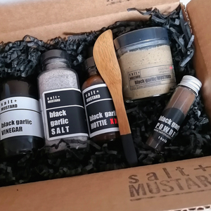 Black Garlic Essentials Set