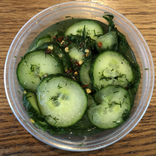 Load image into Gallery viewer, Schmaltz: Pickled Cucumbers