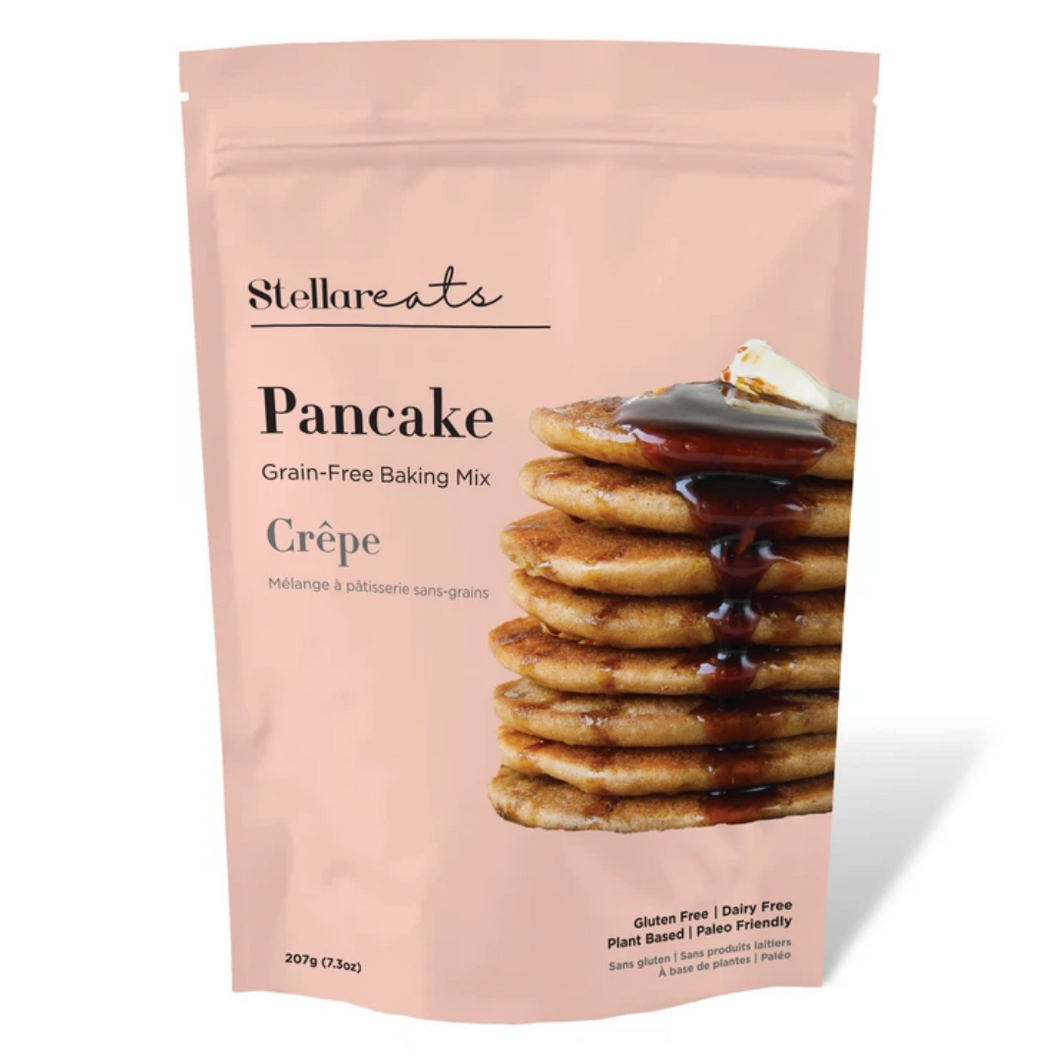 Stellar Eats: Pancake Mix