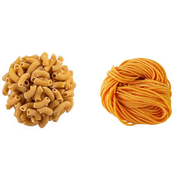 Grain-Free Fresh Pasta Bundle: Sweet Potato & Chickpea Pastas