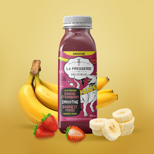 Smoothie - Banana Strawberry 6-Pack