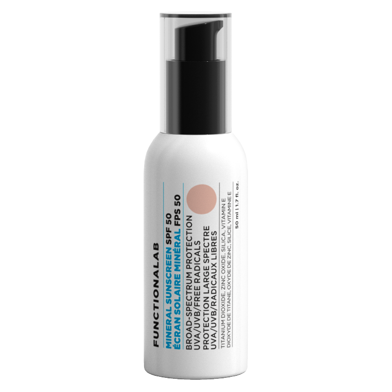MINERAL SUNSCREEN SPF 50 Tinted