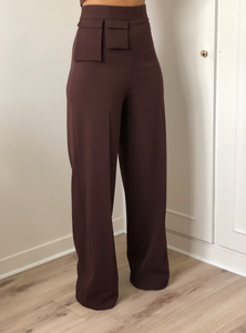 Pantalon LUCE - Brownie TALL