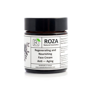 Regenerating & Nourishing Face Cream Anti Aging