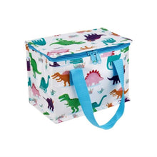 Load image into Gallery viewer, Insulated Lunch bag made from recycled plastic bottles (various patterns available) - Ecoanniepooh