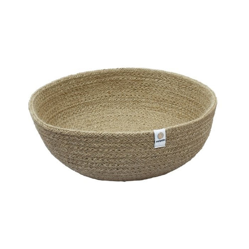 Jute Bowl Large Natural - Ecoanniepooh