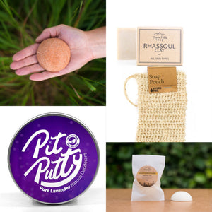 Zero Waste Starter Kit-Pamper Her