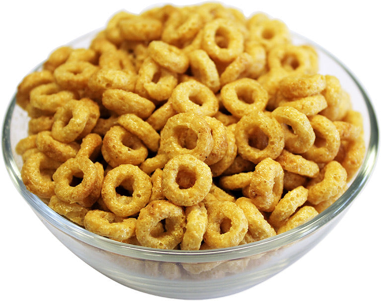 Honey Almond Rings 100g - Ecoanniepooh