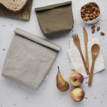 Load image into Gallery viewer, Vegan Leather Lunch Bag - Ecoanniepooh
