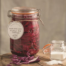 Load image into Gallery viewer, Kilner 1L Round Clip Top jar