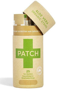 Patch Bamboo Aloe Vera Plasters
