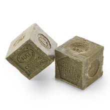 Load image into Gallery viewer, Organic Marseille Olive Soap cube 300g