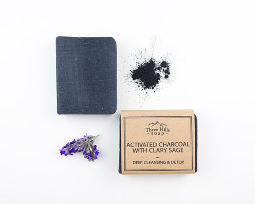 Activated Charcoal Detox Soap - Ecoanniepooh