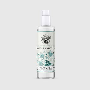 The Handmade Soap Co Lemongrass & Cedarwood Hand Sanitiser 100ml