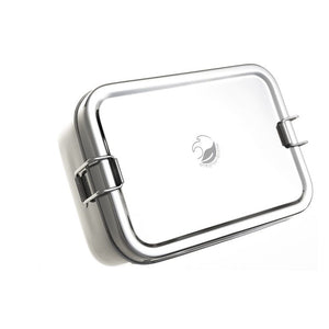 Giant Stainless Steel Lunch Box & mini container - Ecoanniepooh