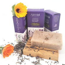 Load image into Gallery viewer, Airmid Irish Lavender Tea Tree Lemon Soap