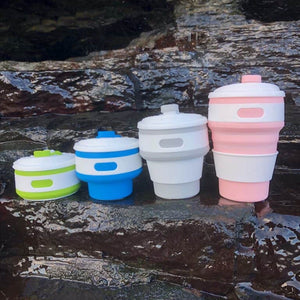 Ecocup Collapsible Cup 350ml - Ecoanniepooh